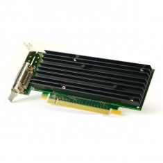 Placa video, Low profile nVidia Quadro NVS 290, 256MB DDR2, 1 x DMS59, Pci-e 16x - Placa video PC