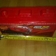 Remorca Mack Disney Pixar Mattel Mega cca. 20 cm - Masinuta