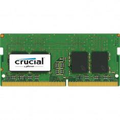 Memorie laptop Crucial 8GB DDR4 2400 MHz CL17 Dual Rank x8