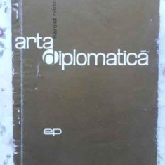 Arta Diplomatica - Harold Nicolson, 408805 - Carte Politica