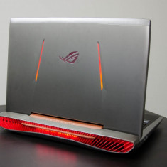 Asus Rog G752vs Gaming Laptop - Laptop Asus, Intel Core i7, Diagonala ecran: 17, Mai mare de 1 TB