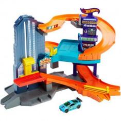 Set Joaca Hot Wheels Classic City Play Mattel - Masinuta