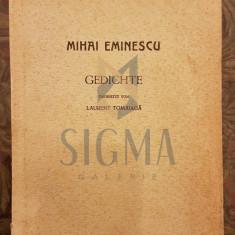 LAURENT TOMAIGA - MIHAI EMINESCU