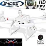 Quadrocopter cu telecomanda X101 Wifi Hd camera 2.4 GHz, 4-K S-Idee