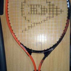 Racheta Tenis Copii Dunlop Force 23 cu autograful lui Horia Tecau - Racheta tenis de camp