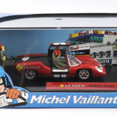 Macheta Michel Vaillant LEADER GENGIS KHAN scara 1:43 - Macheta auto