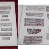 Catalog de marci de viori sec. XVI-XIX, carte f rara - GoldArt 2009