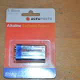 AGFA baterii 9V - Alcaline