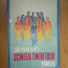 G4 Almanah Scanteia / scinteia Tineretului 1986