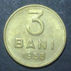 3 bani 1953 1 aUNC - Moneda Romania