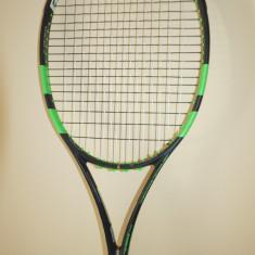 Babolat Pure Strike corzi 16x19, cap 98, 305g L2 si L3 racheta de tenis - Racheta tenis de camp