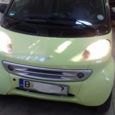 Smart fortwo stare foarte buna, An Fabricatie: 2001, Benzina, 180000 km, 600 cmc