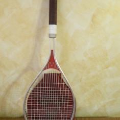 Racheta de Tenis Fischer + husa. Model Vintage - Racheta tenis de camp