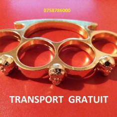 Transport Gratuit!!! Pumnal, Box, Rozeta. Model Cranii.