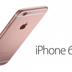 IPhone 6s 64gb Rose Gold Nou Open Box Liber de Retea Garantie 1 luna - Telefon iPhone Apple, Roz, Neblocat