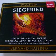 Wagner - Siegfried - Muzica Opera emi records, CD