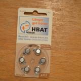 Baterii pentru auditiv 312 - Aparat auditiv