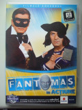 DVD , FILM , FANTOMAS IN ACTIUNE, Romana