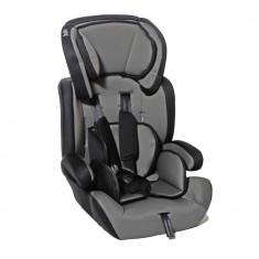 Scaun auto Juju Safe Rider Negru-Gri - Grupa 9-36 kg - Scaun auto copii Juju, 1-2-3 (9-36 kg)
