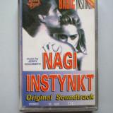BASIC INSTINCT  ,  NAGI INSTYNKT  ,  CASETA AUDIO !, Casete audio