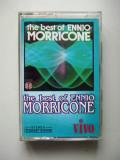 ENNIO MORRICONE     ,   3 CASETE AUDIO !