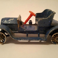 Masinuta metal, Matchbox Models of Yesteryear, 1909 Opel Coupe, England, Lesney - Vehicul