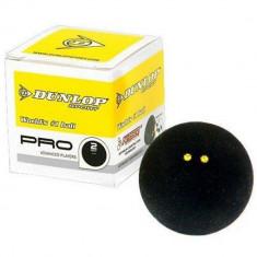 Squash Dunlop mingi profesionale 2 puncte