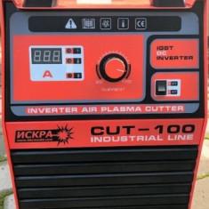 CUT-100 ISKRA Industrial Line-Invertor Taiere cu Plasma