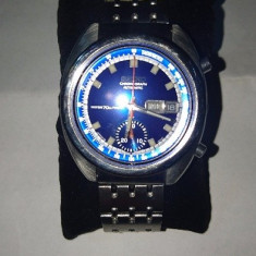 Seiko Cronograph - Ceas barbatesc Seiko, Mecanic-Automatic