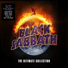 Black Sabbath Ultimate Collection digipack (2cd) - Muzica Rock