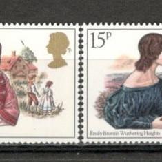 Anglia .1980 EUROPA-Personalitati feminine  KZ.558, Nestampilat