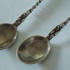 Lingurite argint vintage -2591, Tacamuri