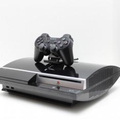 Consola PlayStation 3 Sony Phat 160Gb Modat, FIFA 18, GTA 5 PS3