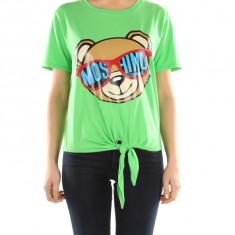Tricou Moschino - Tricou dama, Marime: L, Culoare: Verde