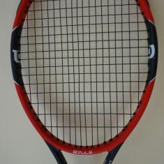Wilson Pro Staff 97 2015 315 grame corzi 16x19 maner 3 - Racheta tenis de camp