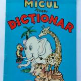 Micul meu dicționar - Victoria Pieptan-Dor