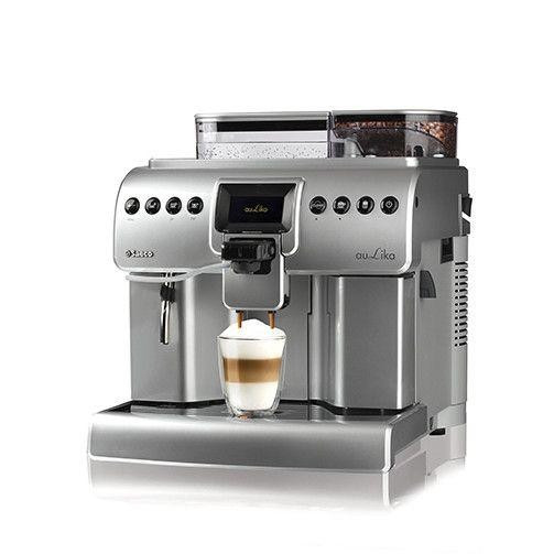 Automat cafea Saeco Aulika Focus | silver foto mare