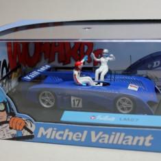 Macheta MICHEL VAILLANT Vaillante LM 07 scara 1:43 - Macheta auto