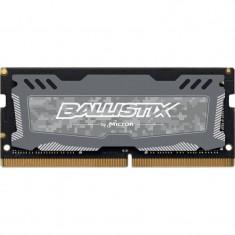Memorie laptop Crucial Ballistix Sport LT 8GB DDR4 2400 MHz CL16