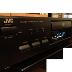CD PLAYER marca JVC model XL-V120 - arata si functioneaza Impecabil