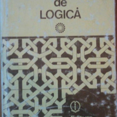 DICTIONAR DE LOGICA de GHEORGHE ENESCU 1985 - Carte Psihologie
