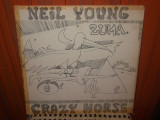 -Y-   NEIL YOUNG & CRAZY HORSE  ZUMA DISC VINIL LP