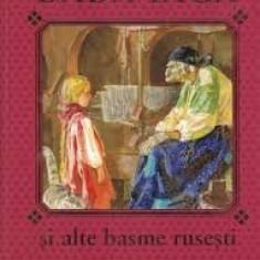 Baba iaga si alte baasme rusesti - Carte Basme
