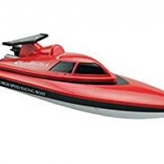 Barca cu telecomanda, Amewi Barracuda Boot 27 MHz RTR, rosu
