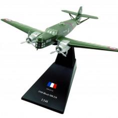 Macheta avion Bloch MB.210 - France - 1938 scara 1:144 - Macheta Aeromodel