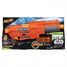 Pusca De Jucarie Hasbro Nerf Star Wars: Rogue One Glowstrike Blaster Sergeant Jyn Erso - Pistol de jucarie