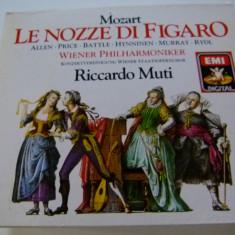 Mozart - la nozze di Figaro - cd - Muzica Opera emi records