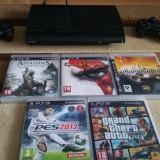 PS3 SUPERSLIM 500GB - PlayStation 3 Sony