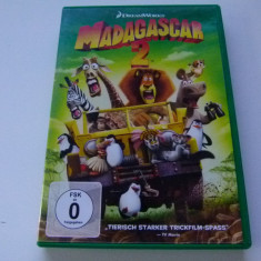 Madagascar 2 - dvd - Film animatie, Engleza