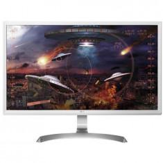 Monitor LG 27UD59-W 27 inch Ultra HD 4K 5ms IPS Alb - Monitor LED